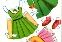 Paper dolls a look at history and fun / by Marien Rutigliano
