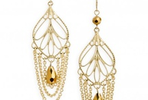 Baubles & Gems / Jewelry and other sparklers / by Elisha