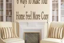 || home decor tips || / by Amanda