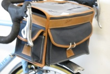 Fine Luggage - Bike Bags / by Old Man Bicycle
