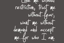 Faith, Inspiration, Quotes and Sayings  / by Camilla Dawn