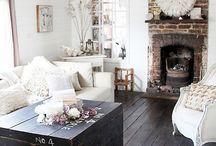 Living Room / by Diane Kelsey