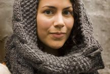 Knitting - Cowls, Scarves & Shawls / by Jennifer Sill Willing
