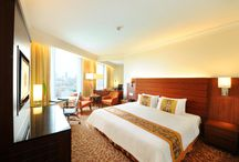 Superior Room / Inviting, comfortable, and elegantly decorated, Superior Rooms on the lower floors provide exquisite services and amenities at an excellent rate. / by Rembrandt Hotel Bangkok