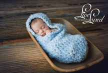 Crochet creations / by Jessica Rollin-Boucher