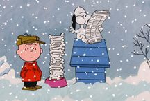 Charlie Brown & Snoopy / Peanuts Gang / by Sharon Davis