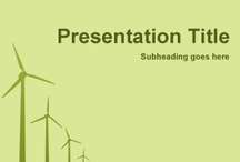 Industry PowerPoint Templates / by Free PowerPoint Templates