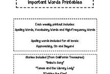 Treasures Reading / by Kristy Leo