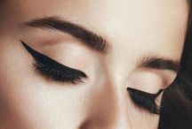 Transcendent Eye Makeup / Shadow, liner and mascara inspiration.  / by HuffPost Style