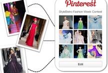 StyleBistro Fashion Week Contest / by Julie Herrin