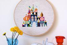 cross stitch / by megan robinson