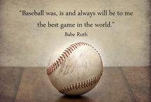 Baseball / by Melanie Hill