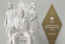 Hunger Games - Favourite Big Budget Marketing / by Thoranna Jonsdottir