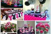 Party ideas for the divas! / by Jayme Jablonski Mckeand