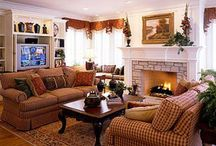 Family room / by Amy Edwards