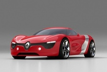 Concept Cars and Bikes / Nifty concept cars and motorbikes.  / by Mark Lincoln