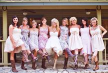 My down home, country, wedding <3 / by Anna Cashon