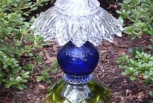 Upcycling glass projects  / by Allen- Pruett