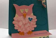 """Card Inspiration / by Michelle """"CraftsALot"""""""