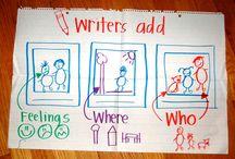 School: writing / by Katie Edwards