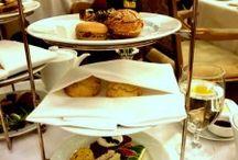 High Tea / Afternoon Tea / by Renee {Eat.Live.Blog} Hirschberg