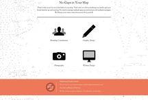 Web / Nice web design  / by Sarah Jones