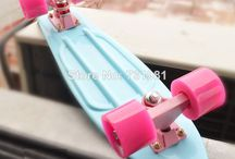penny boards! / by Jade Kuo ♡