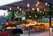 patio / by Cheryl Johnson Falanga