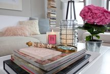 Styling/Vignettes / by Diane Levine Winer