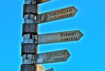 Travel   / Necessary Indulgences ~ Eat to Live, Travel to Eat™ / by Necessary Indulgences