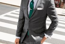 Emerald & Jade Color Ties / by Bows-N-Ties .com