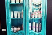 Salon! / by Brittany Pryor