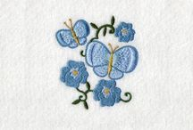 Embroidery designs / by Marge Parish