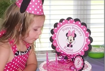 3rd B-Day Ideas / by Mrs. Santillana