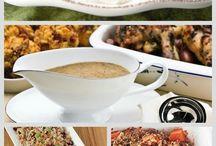 Thanksgiving / Thanksgiving recipes, decoretc / by Darla Burtenshaw