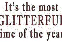 Glitter Lingo / by Art Glitter