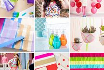 method ♥ brit+co / making colorful messes with our friends at brit+co. / by method