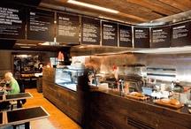 Restaurant design / by Ian Paech
