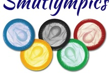 Smutlympics / Coming to a Browser near you, it's the 2012 Smutlympics.. Join us for the Opening Ceremony on the 27th July 2012. -- http://smutinthecity.co.uk/smutlympics/ / by Kevin Mitnik