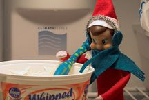 Elf on a shelf! / by Brittany Grayson