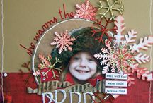 scrapbook layouts / by Lesley Collins