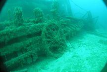 Great Lakes Ship Wrecks / by Tamera Sarkozi
