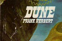 Sci Fi and Dune (the greatest Sci fi epic of all) / by Erik Koenig