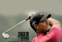 tiger woods ;) / by Shelly Sangster