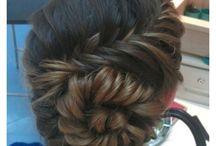 Hair, Hair & More Hair / by Michelle Loudermilk