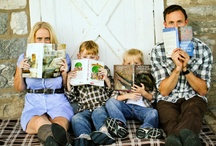 Family picture ideas / by Jennifer Hoggard