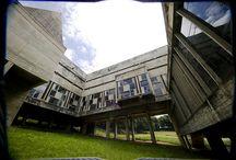 Le Corbusier / by M. MARCHESSEAULT