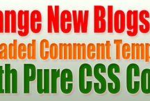 Blogspot Tips & Tricks / by EXEIdeas