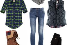 My Style- fall/winter fashion / by Carrie @ Dittle Dattle