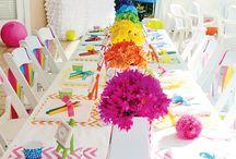 aubs 13 chevron party / by Brandi Bennett